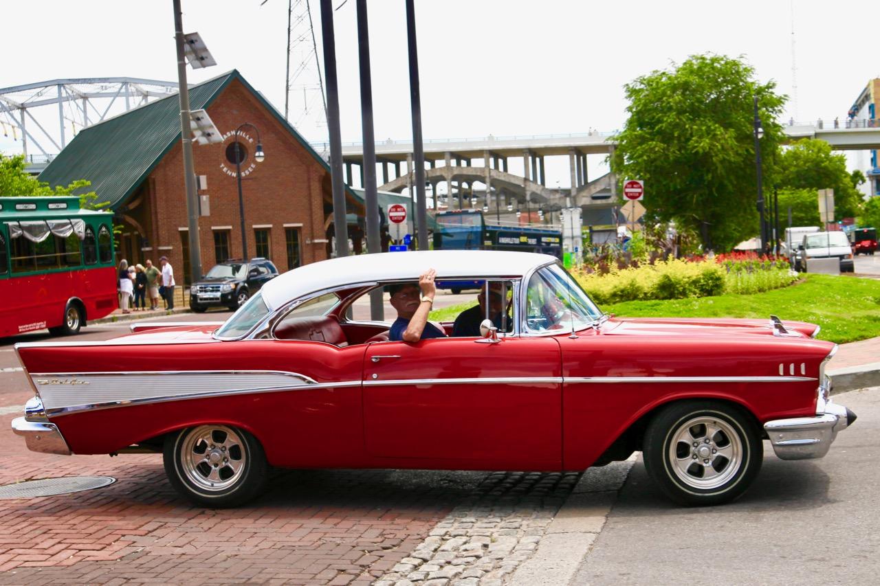Cadillac in Nashville